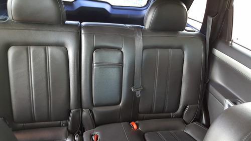 chevrolet captiva automático 4x2 2.4l gasolina prata 2011/11