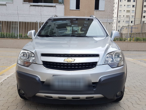 chevrolet captiva blindada