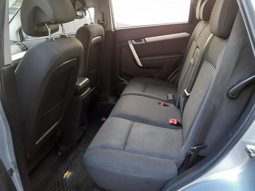 chevrolet captiva ls 4x2 mt 7 asientos 2013