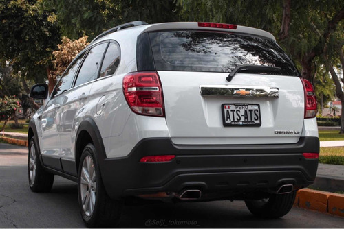 chevrolet captiva ls full