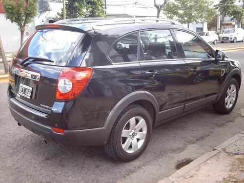 chevrolet captiva lt 2.0 turbo diesel 2011 full