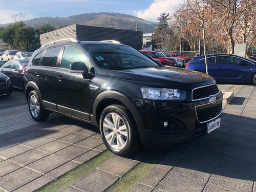 chevrolet captiva  lt full awd 2.2 at 2015