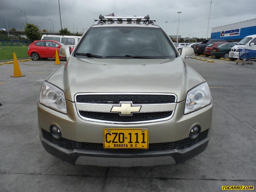 chevrolet captiva ltz at 3200cc aa 7p