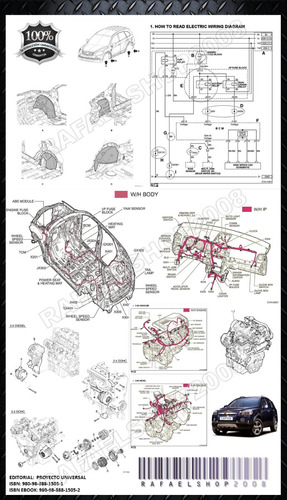 Chevrolet Captiva Manual De Taller   Diagramas Espa U00f1ol