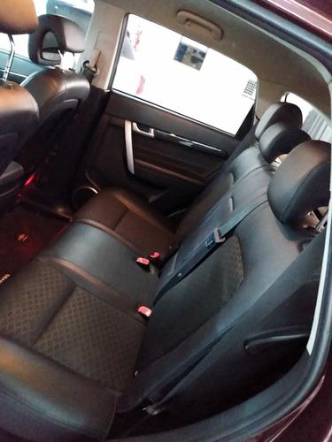 chevrolet captiva mt 7 asientos usada 2016 impecable!! #u