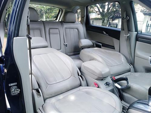 chevrolet captiva platinum 3.6 4x4 aut