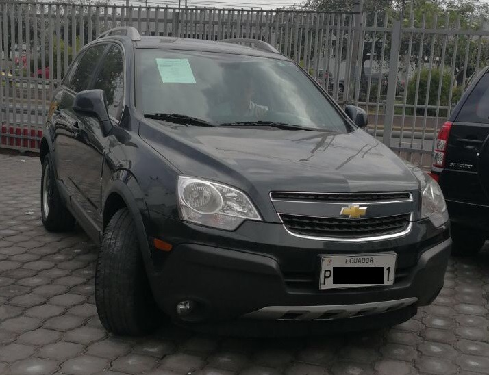 Chevrolet Captiva Sport 2014 4x2 24 Automtico Us 20500 En