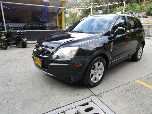 chevrolet captiva sport 2.4 at ct