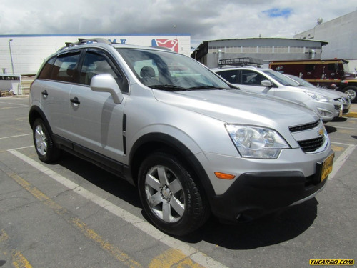chevrolet captiva sport 2.4 full equipo
