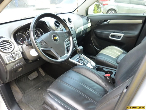 chevrolet captiva sport at 2400cc