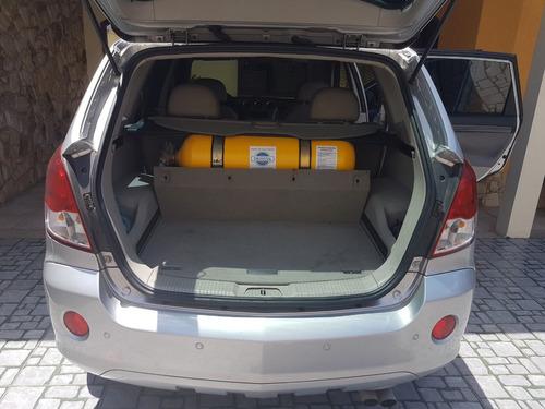 chevrolet captiva sport fwd 2.4 ecotec kit gnv 5ª geração
