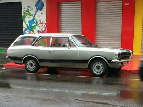 chevrolet caravan 1977 4cc