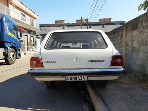 chevrolet caravan 4 cc