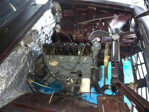 chevrolet caravan comodoro - sucata para retirada de peças