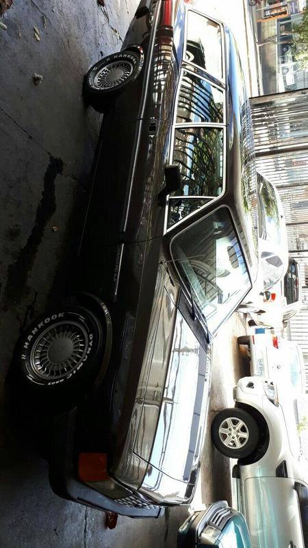 chevrolet caravan placa preta 1987
