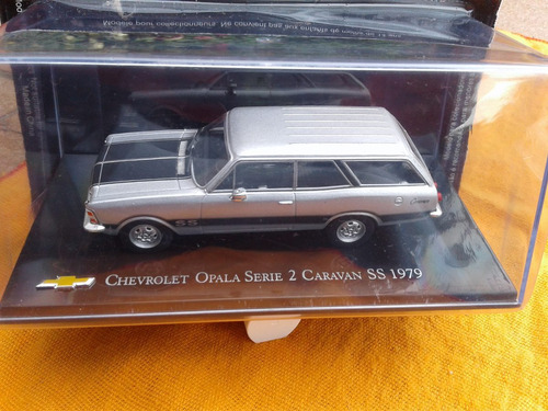 chevrolet caravan ss 79 .coleccion.  escala 1/43.
