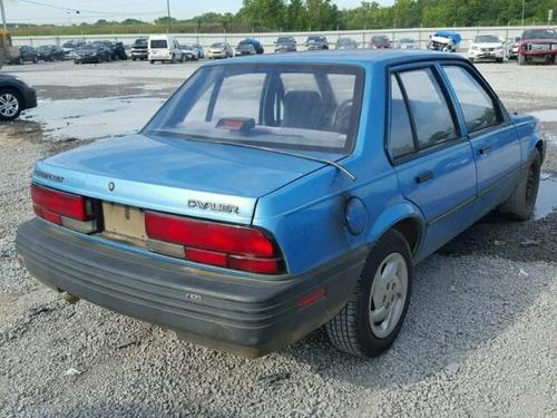 chevrolet cavalier 1991-1994 manguera direccion hidraulica