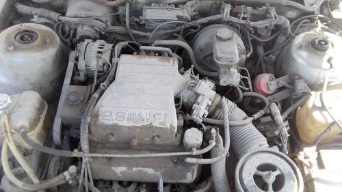 chevrolet cavalier modelo 1990 4 puertas