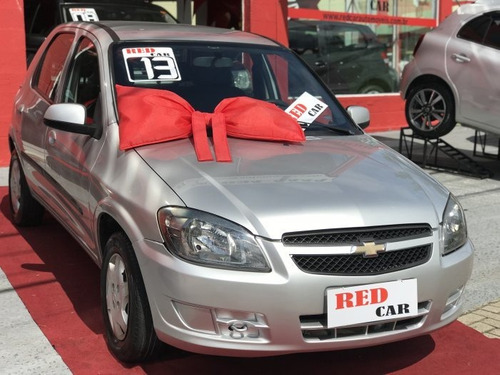 chevrolet celta 1.0 lt  2013 4pts 57 mil kms