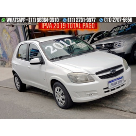 Chevrolet Celta 1.0 Mpfi 8v Flex 4p Manual
