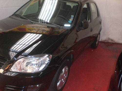 chevrolet celta 1.0 spirit flex power 5p 70hp preto 08/09