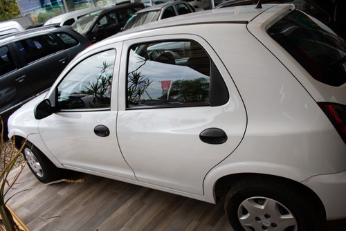 chevrolet celta ls 5 puertas nafta 2012 blanco
