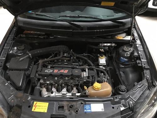chevrolet celta ls motor 1.4 negro 2013 5 ptas. 65.000 km