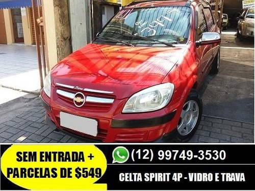 chevrolet celta spirit 1.0 mpfi 8v flexpower, 1710