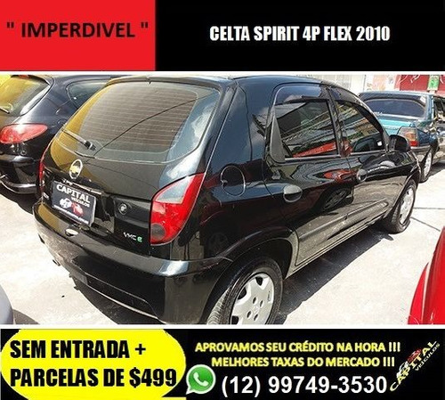 chevrolet celta spirit 1.0 mpfi 8v flexpower, 2217