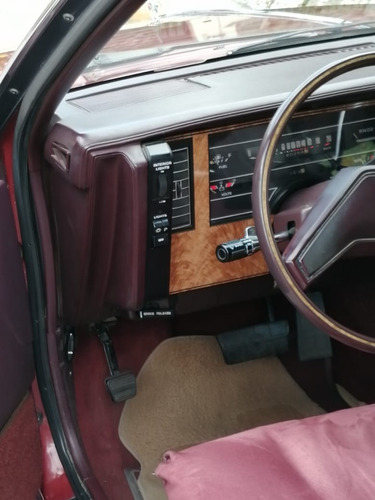 chevrolet century limited 1986