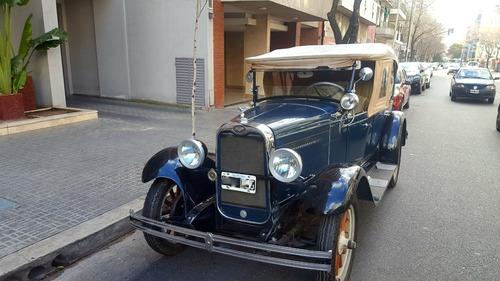 chevrolet champion 1928 permuto  menor o igual valor