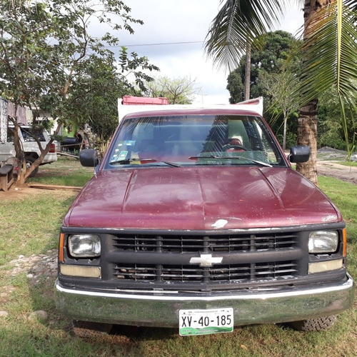 chevrolet chbrolet camioneta