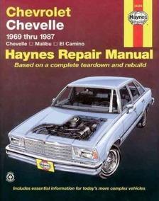 Nova Malibu /& El Camino Shop Manual CD CHEVROLET 1980 Camaro Chevelle