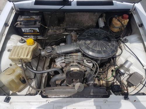 chevrolet chevette 1993/1993 1.6 s l 8v alcool 2p manual