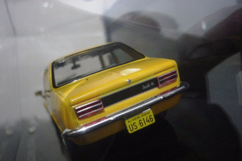chevrolet chevette sl 1979 salvat 1:43 carros miniaturas