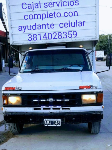 chevrolet chevrolet 6000 1996