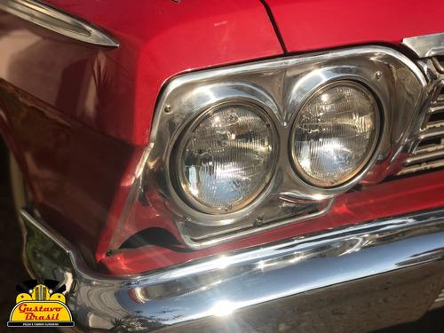 chevrolet chevrolet impala coupê 1962