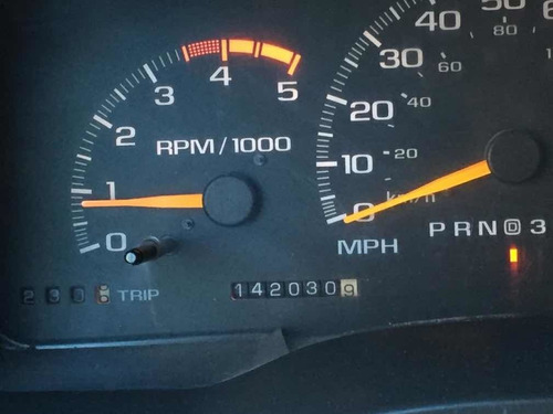 chevrolet chevrolet tahoe 1996