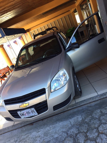 chevrolet chevy 1.6 paq b sedan mt 2009