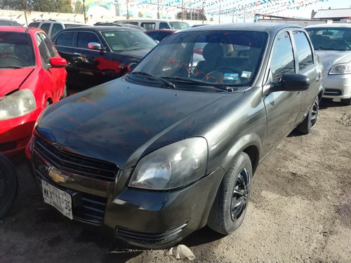 chevrolet chevy 1.6 paq b sedan mt 2011