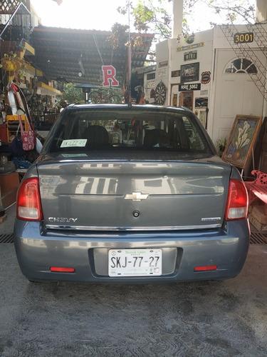 chevrolet chevy 1.6 paq c sedan mt 2009