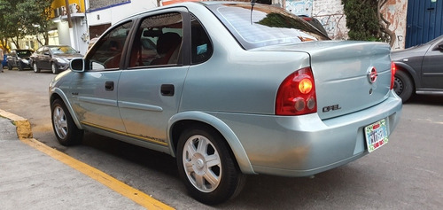 chevrolet chevy 1.6 paq d sedan at 2006