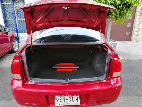 chevrolet chevy 1.6 sedan mt 2011