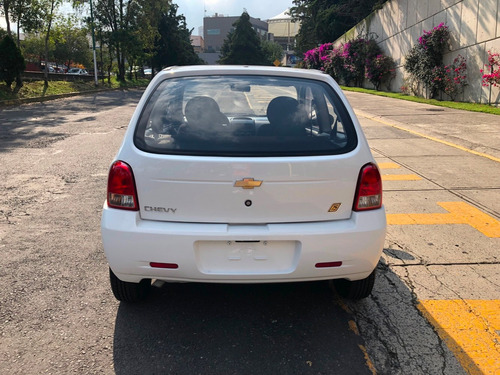 chevrolet chevy 2011 3p estandar excelentes condiciones!