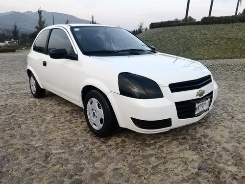 chevrolet chevy 3 puertas, mod. 2012
