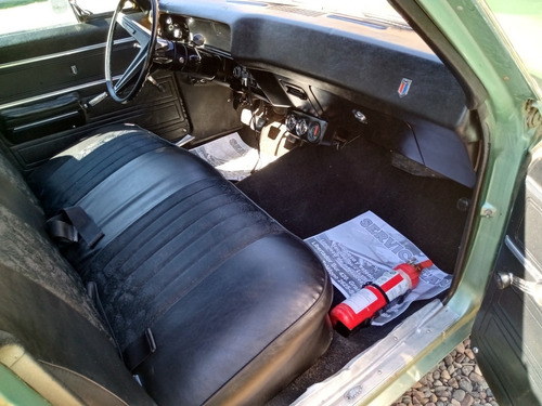 chevrolet chevy 4 puertas