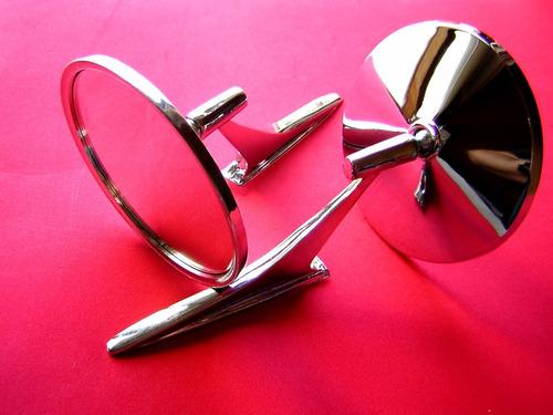 chevrolet chevy 69 al 78 espejo lateral legitimo 1º calidad