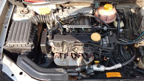 chevrolet chevy c2 automático motor 1.6 mod. 2005