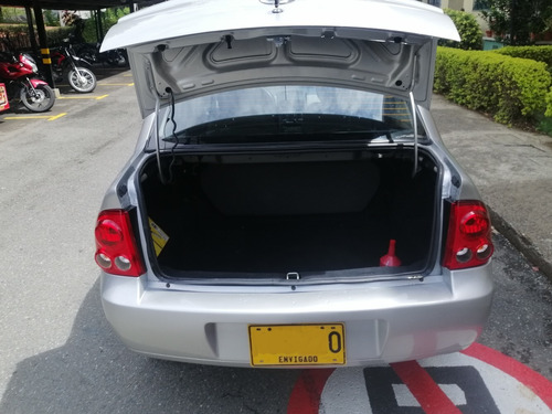 chevrolet chevy c2  confort automatico