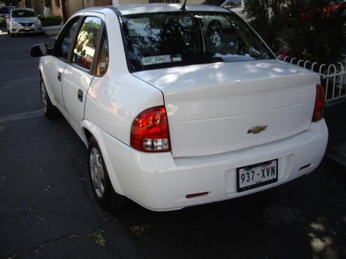 chevrolet chevy monza 2011 equipado